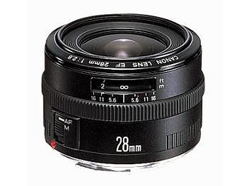 Canon EF 28mm F2.8 USM Lens