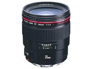 Canon EF 35mm F1.4L USM Lens
