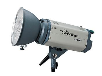Hylow HE-200A Studio Flash