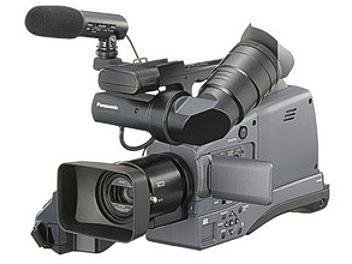 Panasonic AG-HMC72 AVCHD Camcorder PAL
