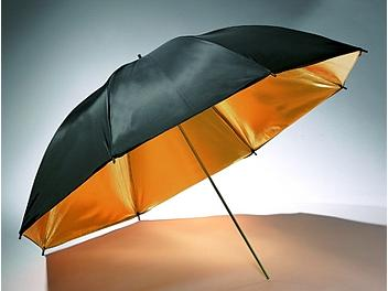 Hylow UMB-4303 Black and Golden Double Umbrella