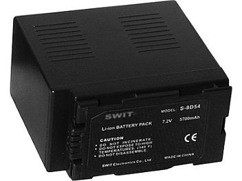 Swit S-8D54 DV Lithium ion Battery 34Wh