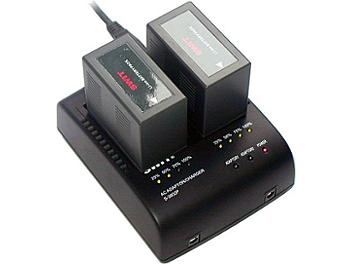 Swit S-3602P 2-channel Charger/ AC Adaptor