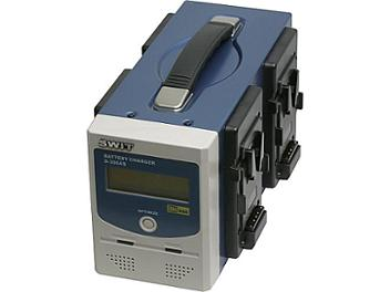 Swit D-3004S 4-channel Charger