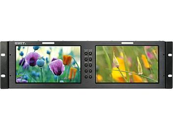 Swit M-1080B 2 x 8-inch LCD Monitor