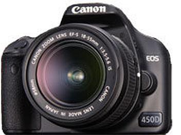 Canon EOS-450D DSLR Camera Body
