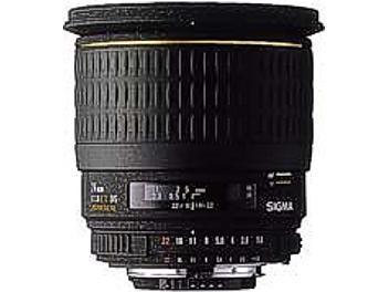 Sigma 24mm F1.8 EX DG ASP Macro Lens - Four Thirds Mount