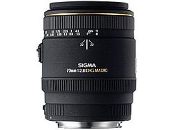 Sigma 70mm F2.8 EX DG Macro Lens - Canon Mount