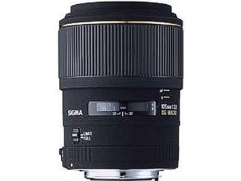 Sigma 105mm F2.8 EX DG Macro Lens - Four Thirds Mount