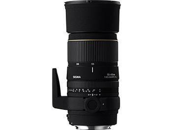 Sigma APO 135-400mm F4.5-5.6 DG Lens - Canon Mount