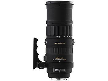 Sigma APO 150-500mm F5-6.3 DG OS HSM Lens - Pentax Mount