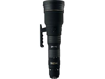 Sigma APO 300-800mm F5.6 EX DG HSM Lens - Four Thirds Mount
