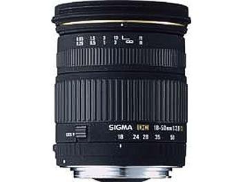 Sigma 18-50mm F2.8 EX DC Macro Lens - Four Thirds Mount