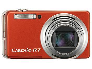Ricoh R7 Digital Camera - Orange