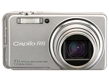 Ricoh R6 Digital Camera - Silver
