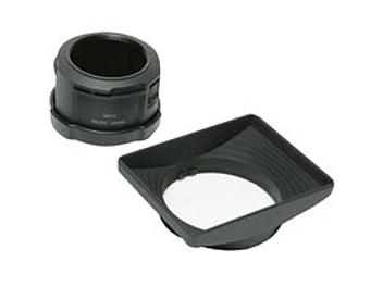 Ricoh GH-1 Hood with Adapter for Attaching Wide Conversion Lenses