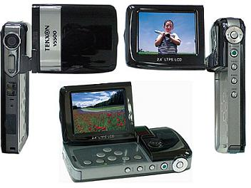 Tekxon V5500 Digital Video Camcorder