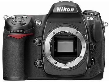 Nikon D300 Digital SLR Camera Kit II