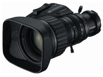 Canon KH20x6.4 KRS SY14 Lens