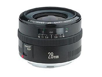 Canon EF 28mm F2.8 Lens