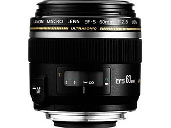 Canon EF-S 60mm F2.8 Macro Lens