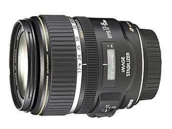 Canon EF-S 17-85mm F4.0-5.6 IS USM Lens