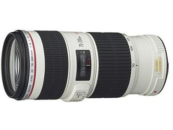 Canon EF 70-200mm F4.0L IS USM Lens