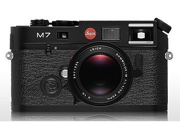 Leica M7 Rangefinder Camera (Black) with 2/50 Lens
