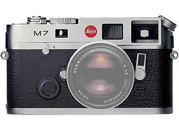 Leica M7 Rangefinder Camera - Silver