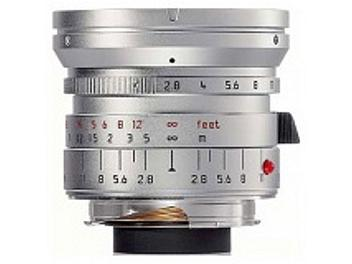 Leica Elmarit-M 2.8/21 Lens - Sliver