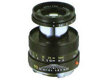 Leica MACRO-Elmar-M 4.0/90 Lens - Black