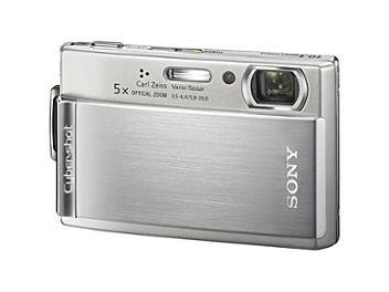 Sony Cyber-shot DSC-T300 Digital Camera - Silver