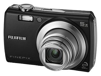 Fujifilm FinePix F100fd Digital Camera - Black
