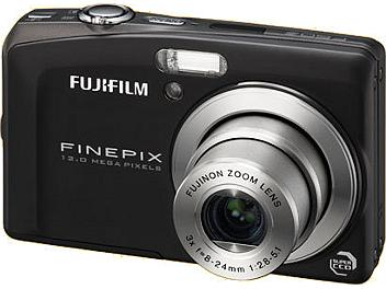 Fujifilm FinePix F60fd Digital Camera - Black