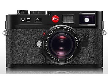 Leica M8 Digital Rangefinder Camera - Black