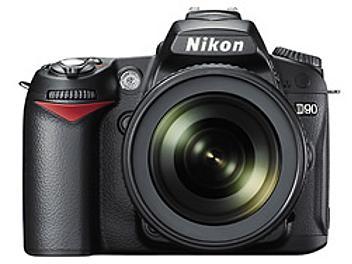 Nikon D90 Digital SLR Camera Kit with Nikon 18-105mm VR Lens