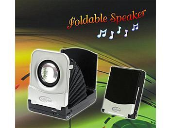 CoolGear Portable Foldable Speaker