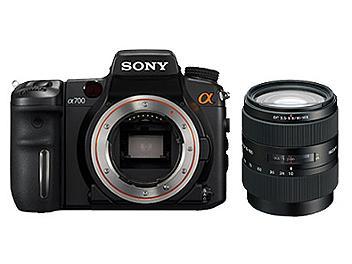 Sony Alpha DSLR-A700 DSLR Camera Kit with Sony 16-105mm DT AF Lens