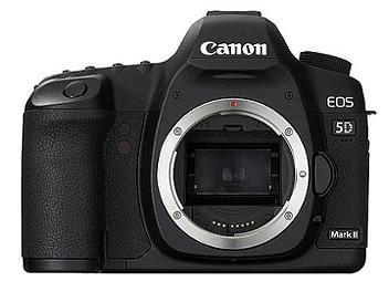 Canon EOS-5D Mark II DSLR Camera Body