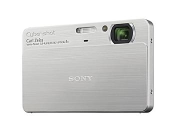 Sony Cyber-shot DSC-T700 Digital Camera - Silver