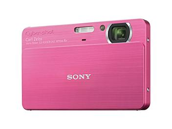 Sony Cyber-shot DSC-T700 Digital Camera - Pink