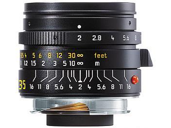 Leica Summicron-M 2.0/35 Lens - Black