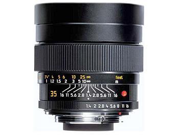 Leica Summilux-M 1.4/35 Lens - Black
