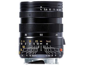 Leica Tri-Elmar-M 4.0/28-35-50 Lens