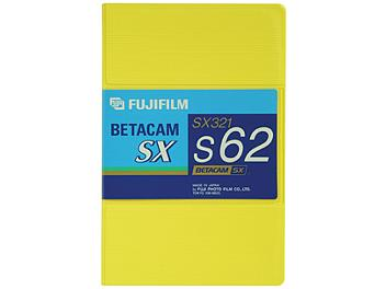 Fujifilm SX321-62S Betacam SX Cassette (pack 10 pcs)