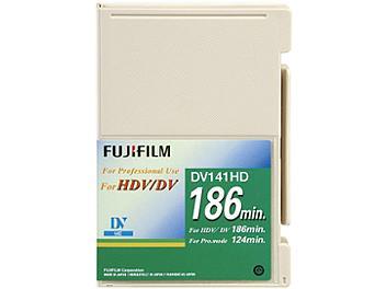Fujifilm DV141HD-186L HDV Cassette (pack 10 pcs)