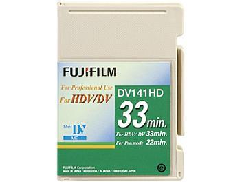 Fujifilm DV141HD-33S HDV Cassette (pack 10 pcs)