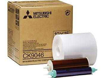 Mitsubishi CK9046 Paper with Ink Ribbon