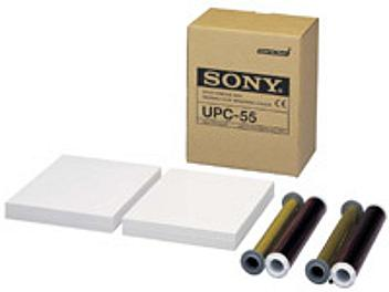 Sony UPC-55 Color Print Pack