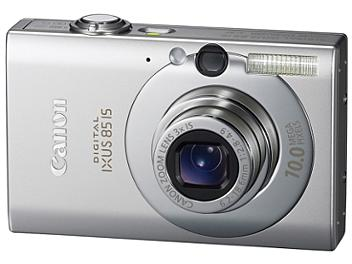 Canon IXUS 85 IS Digital Camera - Silver